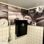 Shell - BioZone AirCare, toalett